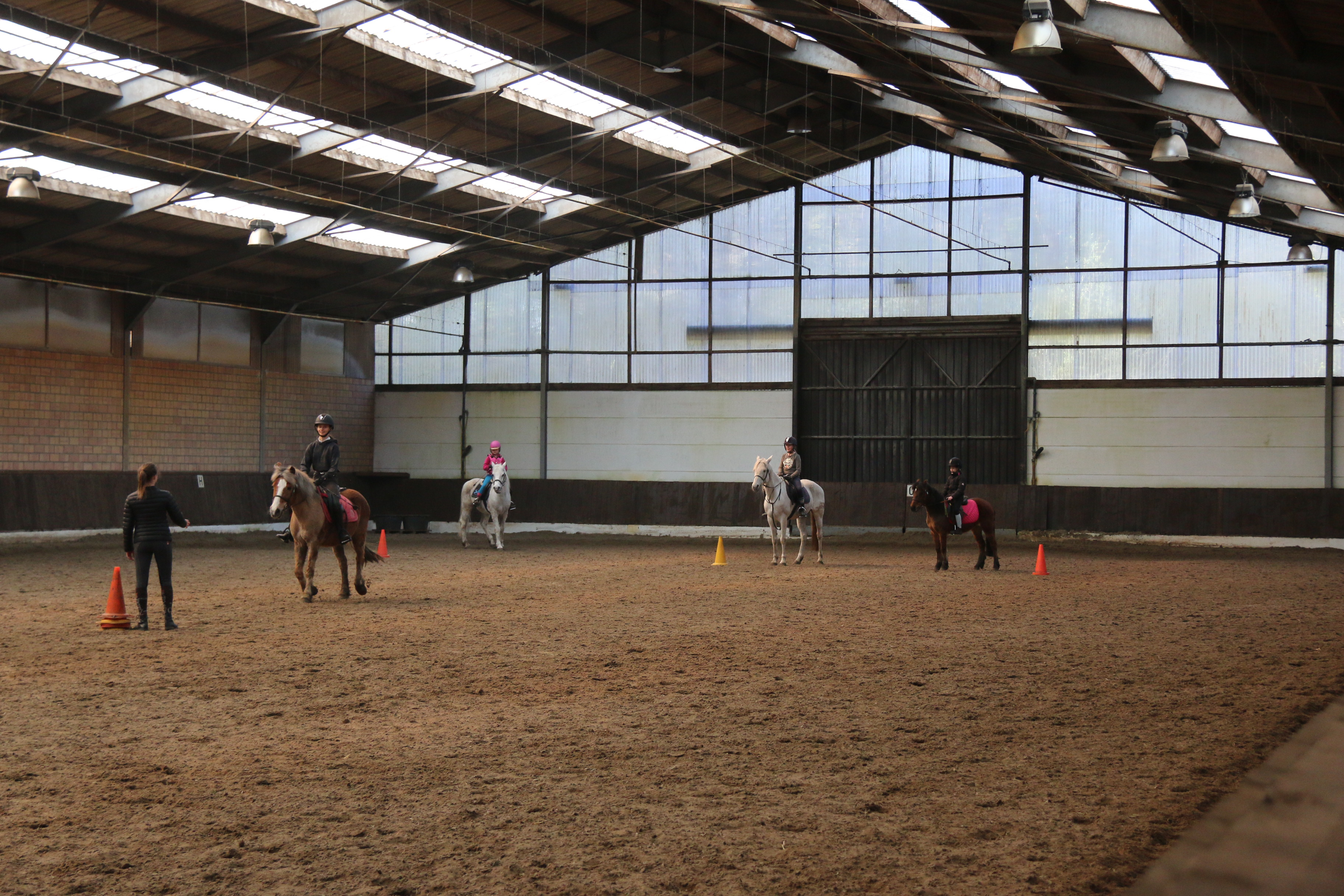 Sportkamp Lille Stables